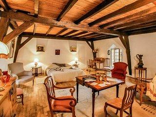 Paleyrac Chateau Sleeps 8 with Pool - 5049616