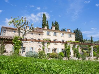 7 bedroom Villa in Magagnosc, Provence-Alpes-Côte d'Azur, France : ref 5049505