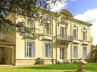 20 bedroom Chateau in Ginestas, Occitania, France : ref 5049503