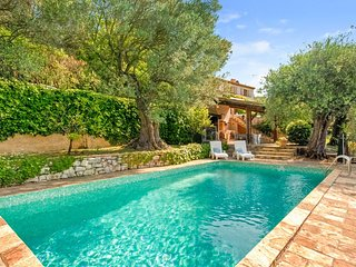 4 bedroom Villa in Opio, Provence-Alpes-Cote d'Azur, France : ref 5049548