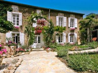 4 bedroom Villa in Peyriac-Minervois, Occitania, France : ref 5049497
