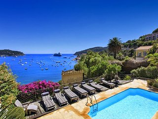 6 bedroom Villa in Villefranche-sur-Mer, Provence-Alpes-Côte d'Azur, France : re