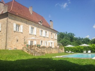 5 bedroom Villa in Le Bourg, Occitania, France : ref 5049480