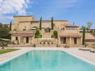 10 bedroom Villa in Saint-Privat-des-Vieux, Occitania, France - 5049410