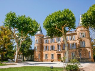 15 bedroom Chateau in Cotignac, Provence-Alpes-Côte d'Azur, France : ref 5049396