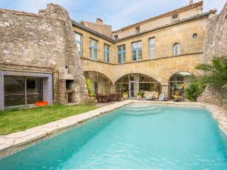 6 bedroom Chateau in Limousis, Occitania, France : ref 5049484