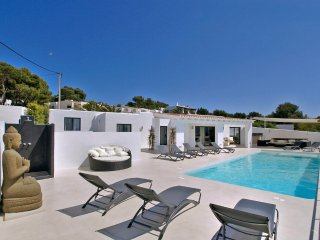5 bedroom Villa in Cala Bassa, Balearic Islands, Spain : ref 5049303