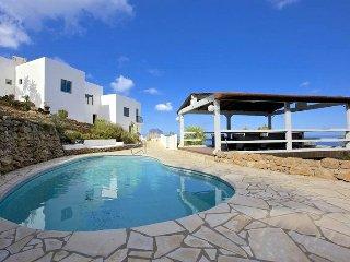 5 bedroom Villa in Es Cubells, Balearic Islands, Spain : ref 5049321