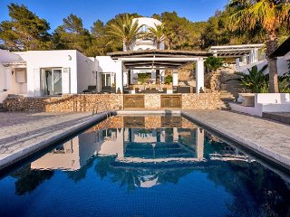5 bedroom Villa in Es Cubells, Balearic Islands, Spain : ref 5049301
