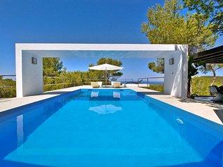 5 bedroom Villa in Cala Vadella, Balearic Islands, Spain : ref 5049311