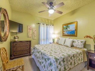 Kaha Lani #115, Ocean View, Steps to Beach, JUNE STAY 'FLASH' SALE!