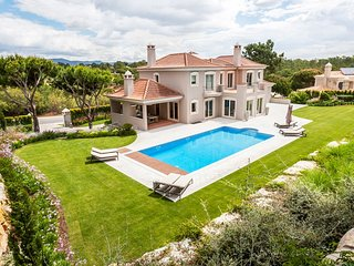 5 bedroom Villa in Quinta do Lago, Faro, Portugal : ref 5049168