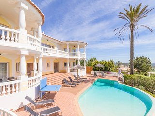 5 bedroom Villa in Burgau, Faro, Portugal : ref 5049172