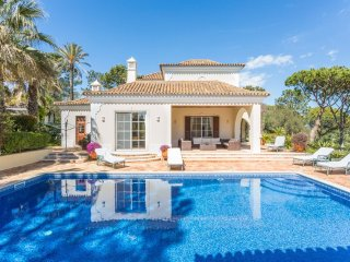 5 bedroom Villa in Quinta do Lago, Faro, Portugal : ref 5049159