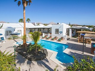 4 bedroom Villa in Puerto del Carmen, Canary Islands, Spain : ref 5049279