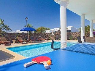 4 bedroom Villa in Puerto del Carmen, Canary Islands, Spain : ref 5049276