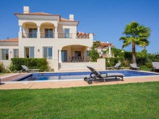 4 bedroom Villa in Ribeira da Gafa, Faro, Portugal : ref 5049116