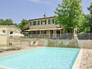 14 bedroom Villa in San Liberio, The Marches, Italy : ref 5049088