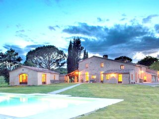 9 bedroom Villa in Villa Montesoli, Tuscany, Italy : ref 5049080