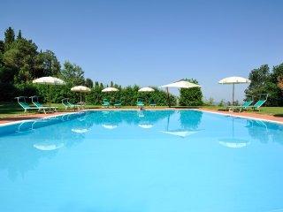 18 bedroom Villa in Libbiano, Tuscany, Italy : ref 5049078