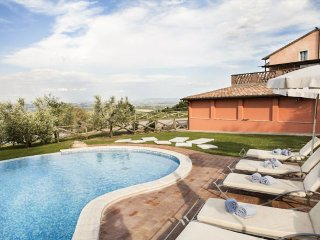 5 bedroom Villa in Pelago Casanova, Tuscany, Italy : ref 5049052
