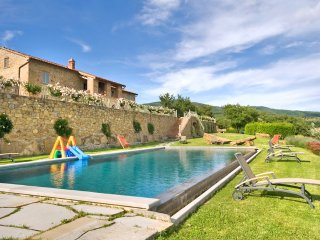 8 bedroom Villa in Corgna, Umbria, Italy : ref 5048988