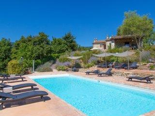 8 bedroom Villa in Galera, Umbria, Italy : ref 5048992