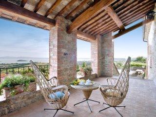 8 bedroom Villa in Vernazzano Basso, Umbria, Italy : ref 5048988
