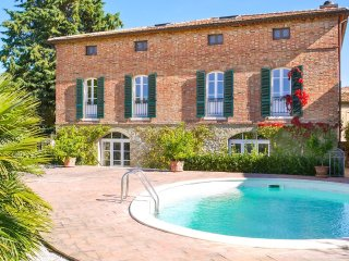 5 bedroom Villa in Montisi, Tuscany, Italy : ref 5048998