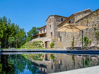 6 bedroom Villa in Ronti, Umbria, Italy : ref 5048986