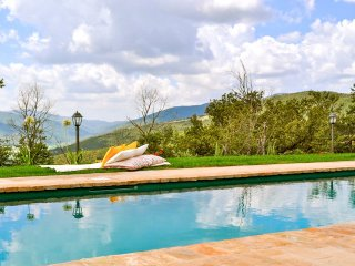 4 bedroom Villa in Citta di Castello, Umbria, Italy : ref 5048994