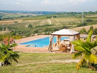 6 bedroom Villa in San Lorenzo, Umbria, Italy : ref 5048984