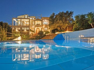 5 bedroom Villa in Daratsos, Crete, Greece : ref 5048868