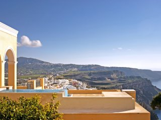 4 bedroom Villa in Fira, South Aegean, Greece : ref 5048855