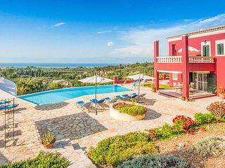 7 bedroom Villa in Sfakera, Ionian Islands, Greece : ref 5048851