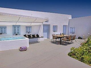 3 bedroom Villa in Megalochori, South Aegean, Greece : ref 5048853
