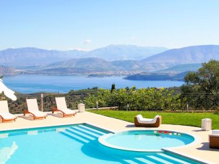 6 bedroom Villa in Agios Ilias, Ionian Islands, Greece : ref 5048850