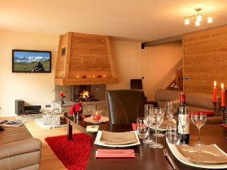 3 bedroom Chalet in Chamonix, Auvergne-Rhone-Alpes, France : ref 5048818