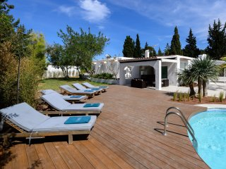 4 bedroom Villa in San Agustin des Vedra, Balearic Islands, Spain : ref 5047919