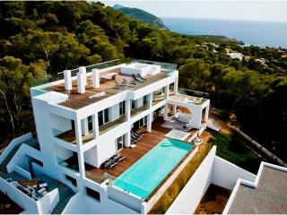 4 bedroom Villa in San Jose, Balearic Islands, Spain : ref 5047849