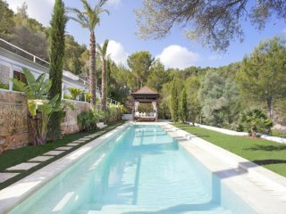 6 bedroom Villa in Sant Miquel de Balansat, Balearic Islands, Spain : ref 504790