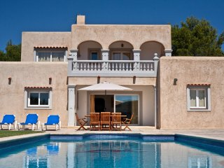 4 bedroom Villa in San Jose, Balearic Islands, Spain : ref 5047862