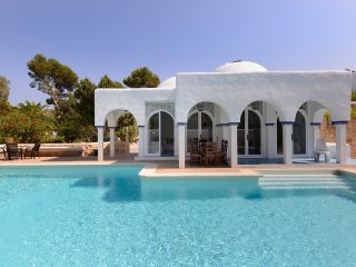 8 bedroom Villa in Santa Eulària des Riu, Balearic Islands, Spain : ref 5047805