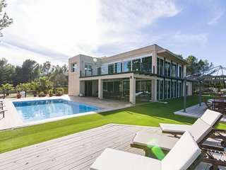 5 bedroom Villa in Es Cubells, Balearic Islands, Spain - 5047839