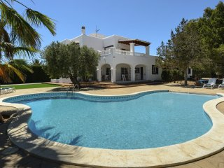 6 bedroom Villa in San Jose, Balearic Islands, Spain : ref 5047838