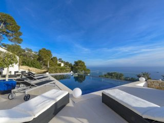 4 bedroom Villa in Santa Eularia des Riu, Balearic Islands, Spain : ref 5047813