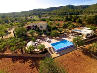 6 bedroom Villa in Santa Eulària des Riu, Balearic Islands, Spain : ref 5047815