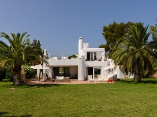 5 bedroom Villa in Santa Eulària des Riu, Balearic Islands, Spain : ref 5047806