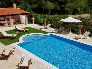 5 bedroom Villa in Santa Eularia des Riu, Balearic Islands, Spain : ref 5047819