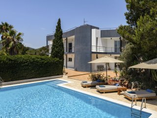 5 bedroom Villa in Ibiza Town, Balearic Islands, Spain : ref 5047779